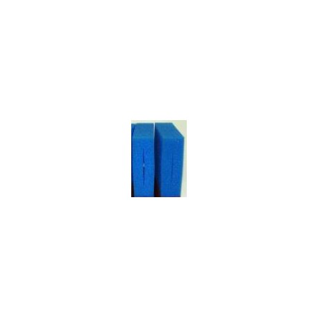 Filterspons Biotec 5 10 30 blauw