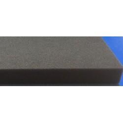 Filtermat 75x50x3 cm PPI 45 zwart
